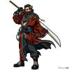 How to Draw Auron, Final Fantasy