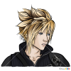 How to Draw Cloud Portrait, Final Fantasy