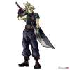 How to Draw Cloud Strife, Final Fantasy