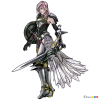 How to Draw Lightning, Final Fantasy