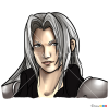 How to Draw Sephiroth Portrait, Final Fantasy
