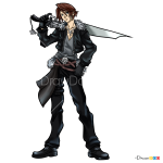 How to Draw Squall Leonhart, Final Fantasy