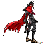 How to Draw Vincent Valentine, Final Fantasy