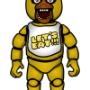 How to Draw Chica The Chicken, Five Nights at Freddy?s