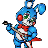 How to Draw Chibi Bonnie, Five Nights at Freddy?s
