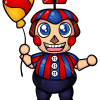 How to Draw Balloon Boy, Five Nights at Freddy?s