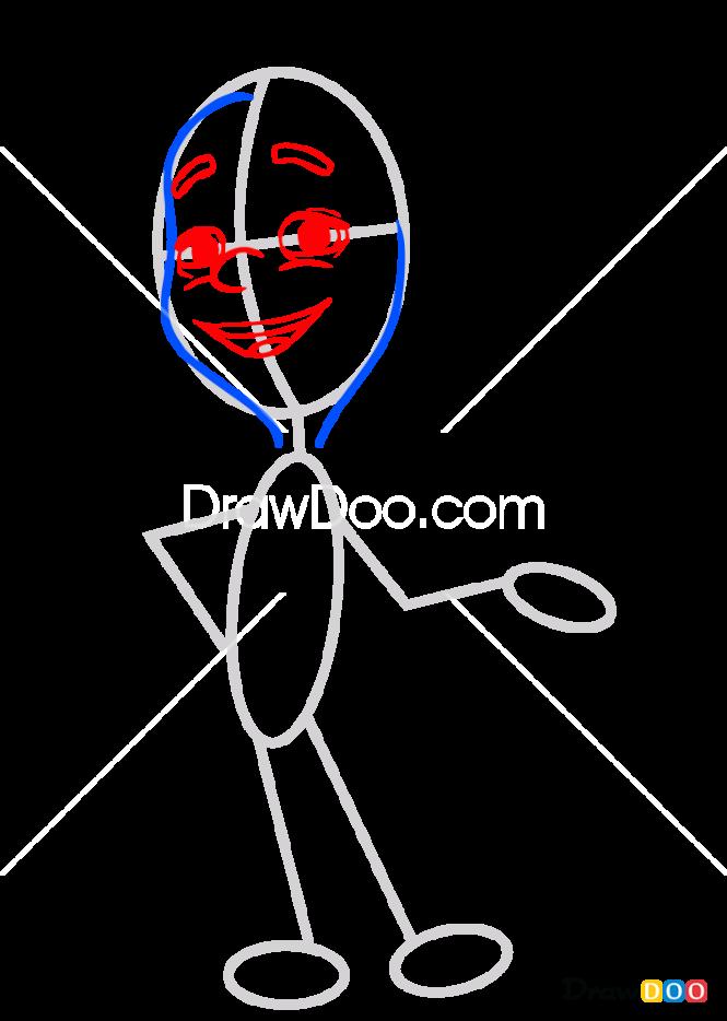 How to Draw Shpylya, Fixiki