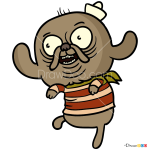 How to Draw Colonel, Flapjack