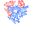 How to Draw Cornflower, Flowers