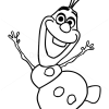 How to Draw Olaf, Frozen