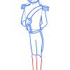 How to Draw Ducke of Weselton, Frozen