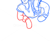 How to Draw Kristoff, Frozen
