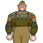 How to Draw Oaken, Frozen
