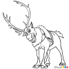 Image Result For Coloring Pages Cartoons The Frozen