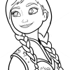 How to draw beautiful anna frozen february 3