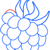 How to Draw Raspberry, Fruits