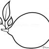 How to Draw Lemon, Fruits