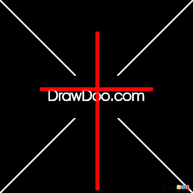 How to Draw Fullmetal Symbol, Fullmetal Alchemist
