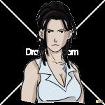 How to Draw Izumi Curtis, Fullmetal Alchemist