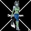 How to Draw Gray Fox, Furry