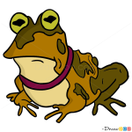 How to Draw Hypnotoad, Futurama