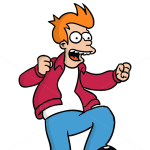How to Draw Philip J. Fry, Futurama