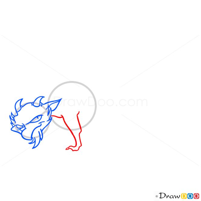 How to Draw Pazuzu, Futurama
