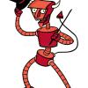 How to Draw Robot Devil, Futurama