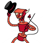 How to Draw Robot Devil, Futurama