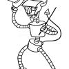 how to draw robot devil futurama