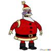How to Draw Santa, Futurama