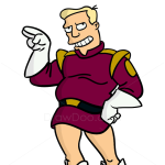 How to Draw Zapp Brannigan, Futurama