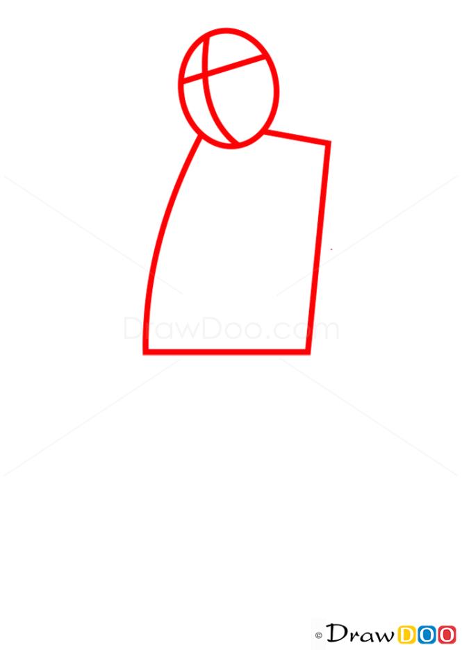How to Draw Zapp Brannigan, Futurama