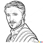 How to Draw Petyr Baelish, Game Of Thrones