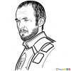 How to Draw Stannis Baratheon, Game Of Thrones