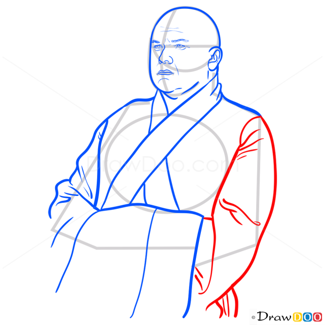 How to Draw Varys, Game Of Thrones