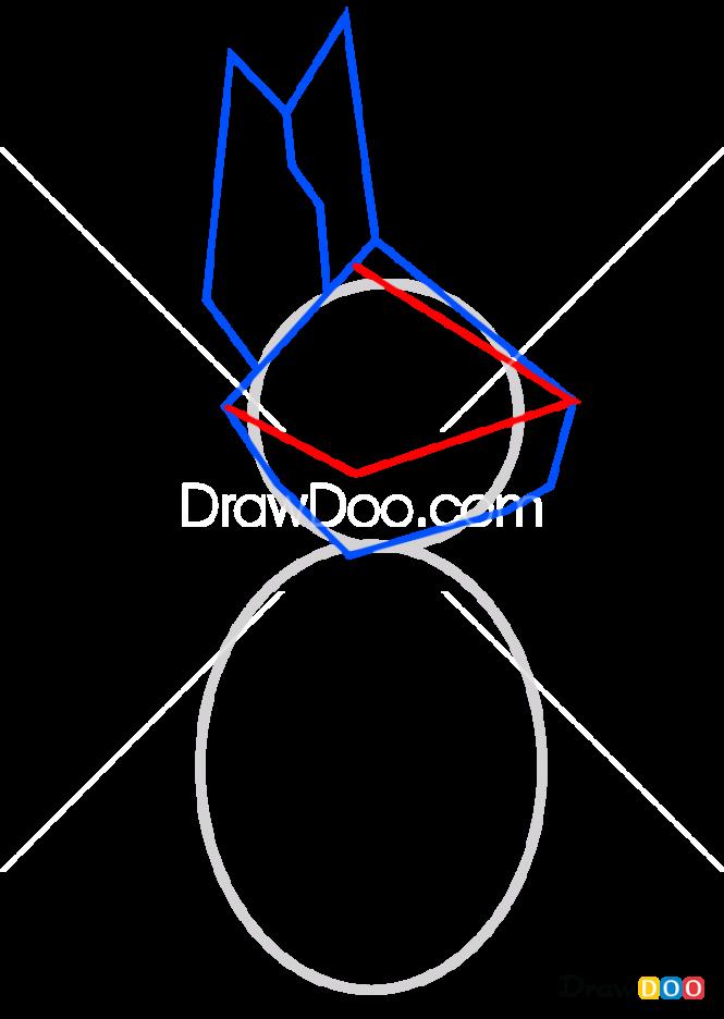 How to Draw Rabbit, Geometric Animals