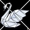 How to Draw Swan, Geometric Animals