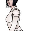 How to Draw Major 2, Ghost in the Shell