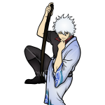 How to Draw Sakata Gintoki, Gintama