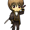 How to Draw Okita Sougo Chibi, Gintama