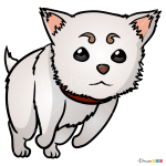 How to Draw Sadaharu, Gintama