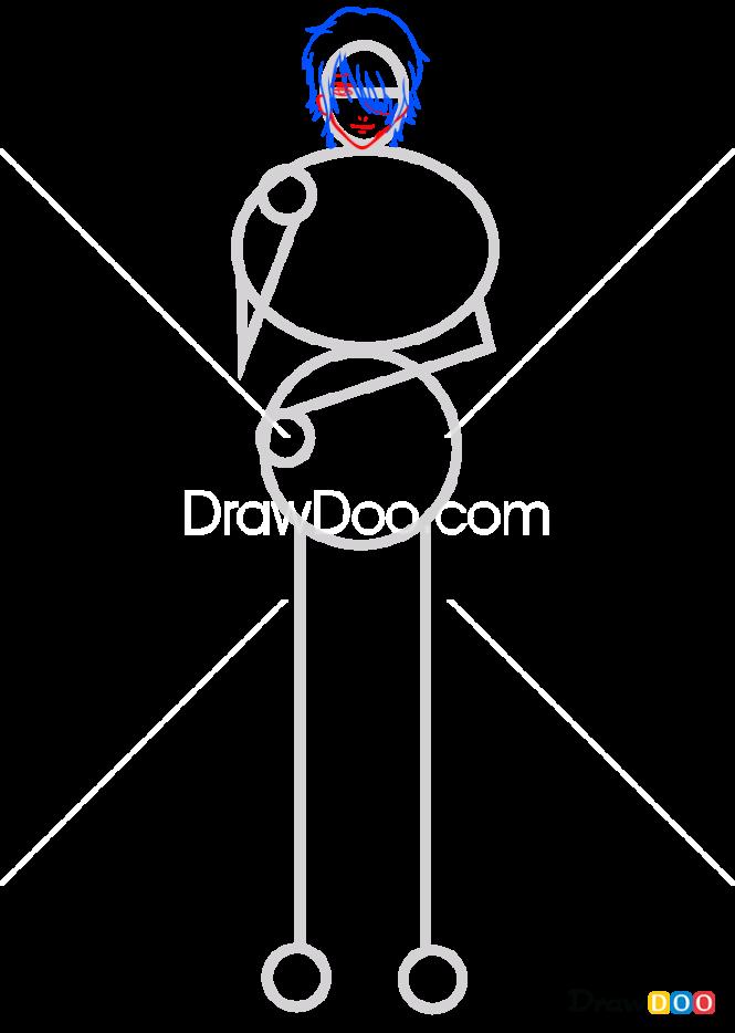 How to Draw Takasugi Shinsuke, Gintama