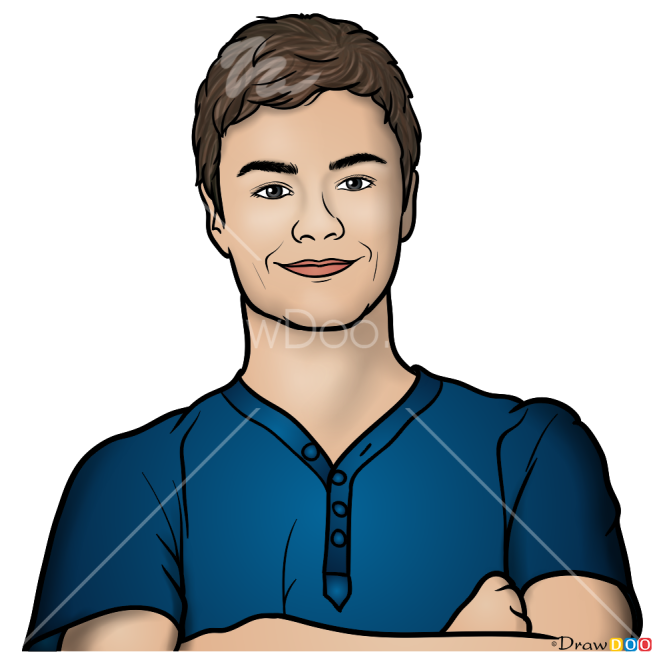How to Draw Lucas Friar, Girl Meets World