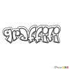 How to Draw Graffiti, Graffiti