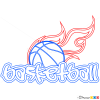 How to Draw Basketball, Graffiti