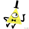 How to Draw Bill Cipher, Gravity Falls