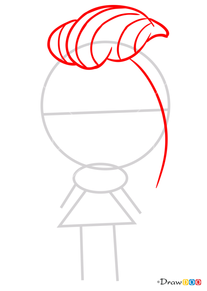 How to Draw Frankie Stein, Halloween