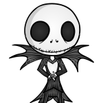 How to Draw Jack Skellington, Halloween
