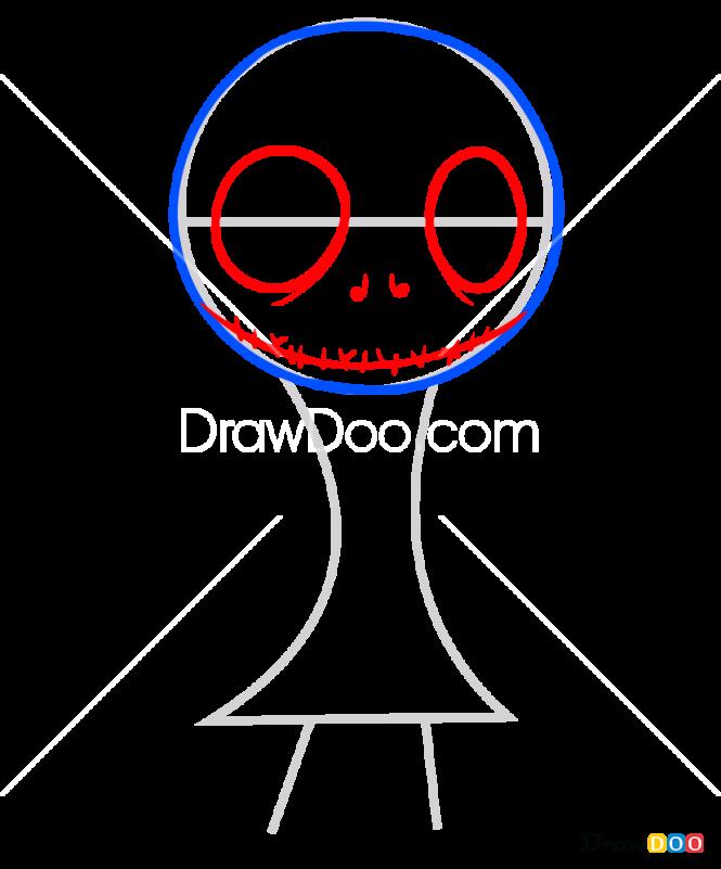 How to Draw Jack Skellington, Halloween